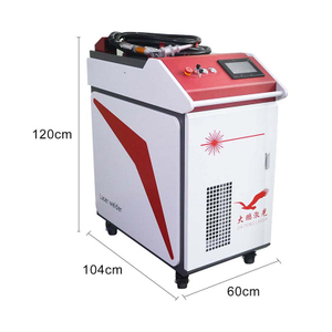 High efficiency Metal handheld Fiber Laser Welder Stainless Steel Laser Welding Machine