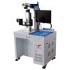 Two-Axis Three-Sided Fiber Laser Marking Machine